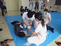 総合防災訓練を実施しました