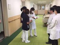 感染防止対策勉強会を開催しました